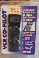 Vcr Co-pilot Programming Remote Control - Old Stock Sealed