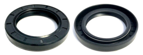 Metric Oil Seal Twin Lip 40mm x 80mm x 7mm