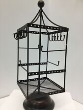 Jewelry Stand Holds More Of 100 Pcs 16 H Rotating Spins Stand