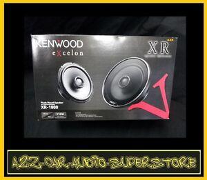 Kenwood Excelon XR-182-Way Car Speakers