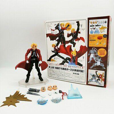 Fullmetal Alchemist  Edward Elric Revoltech Yamaguchi No.116 Kaiyodo  PVC Figure