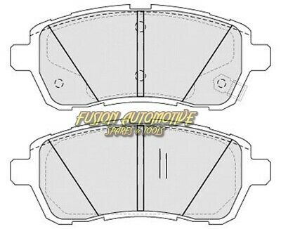 Front Premier Brake Pads for Mazda 2 2007 on DB1941