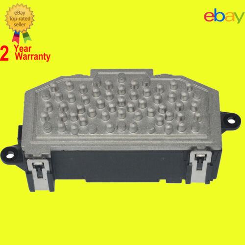 HVAC Blower Motor Resistor 8K0820521C 8K0820521B For AUDI Q5 A4 B8 A5 A8 Quattro