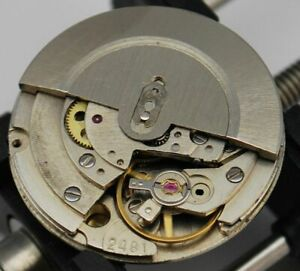 TISSOT 2481 swiss watch Movement original Spare Parts - Choose From List (3)