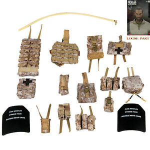 "SoldierStory SS106 1//6 Medal Of Honor Navy SEAL /""Voodoo/"" Vest /& Pouches Model"