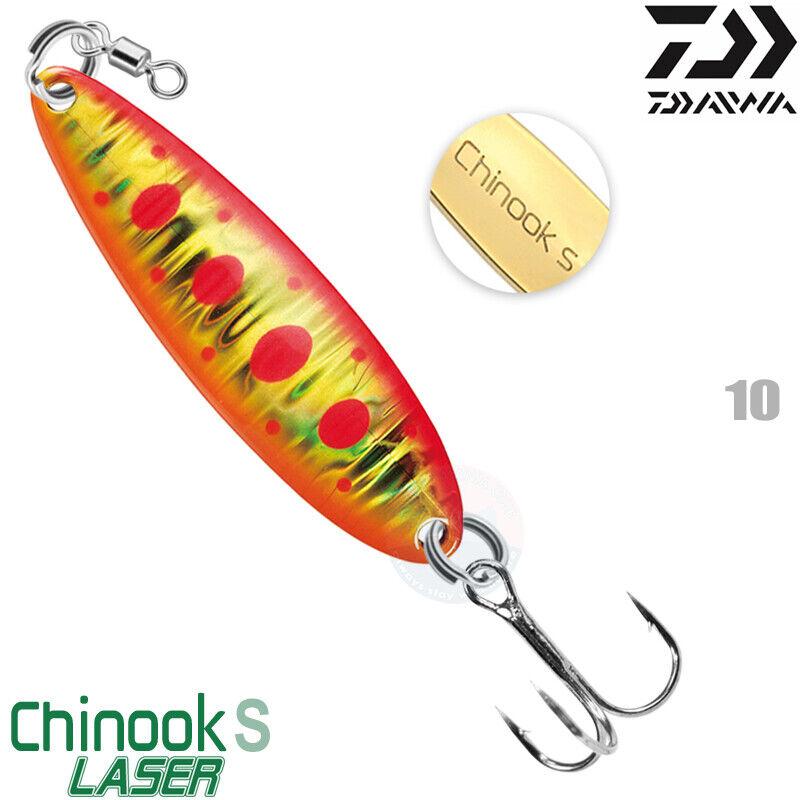 spoon lure Chinook S 7 GR Daiwa Daiwa