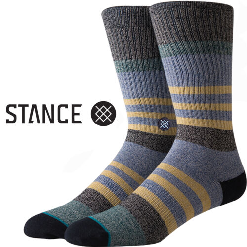 STANCE MEN/'S BUTTER BLEND COLLECTION ULTRA SOFT FIBERS  ATHLETIC CREW SOCKS