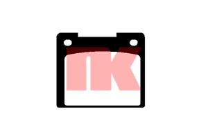 Bremsbelagsatz Frein À Disque-NK 229911