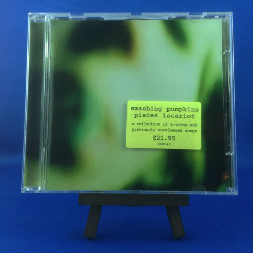1 of 1 - THE SMASHING PUMPKINS: Pisces Iscariot (ULTRA RARE 1994 NEW AUSTRALIAN PRESSING)