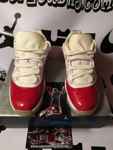Air 136053 161 11 Basso Og 10 Jordan Xi Rosso 2001 Nike 5 Cherry Taglia QrCsdthoxB