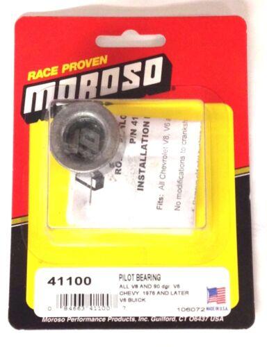 "Moroso 41100 Roller Pilot Bearings 1.093/"" O.D Chevy x .591/"" I.D x .72/"" Depth"