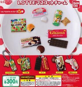 BANDAI Hamster Sukeroku everyday mascot Gashapon 5 set mascot capsule toys