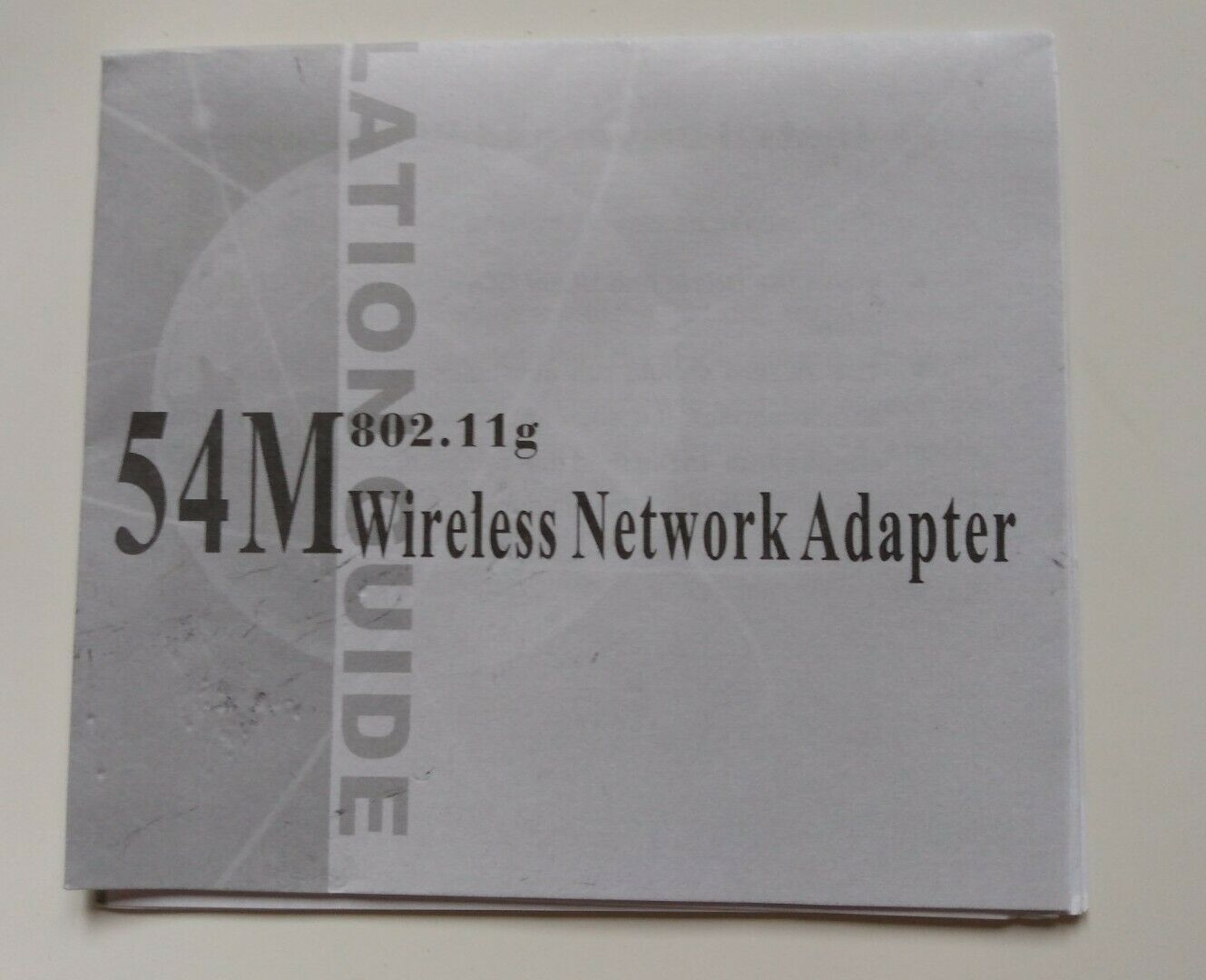 (2x) 54M Wireless PCI Wifi Network Adapters 2.4Ghz 802.11g/G 54Mbps