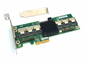 Intel-RES2SV240-24port-6G-6Gbps-SATA-SAS-Expander-Server-Adapter-RAID-CARD