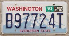 "TARGA Originale USA auto WASHINGTON ""The Evergreen State"" Chevrolet GMC cadillac"