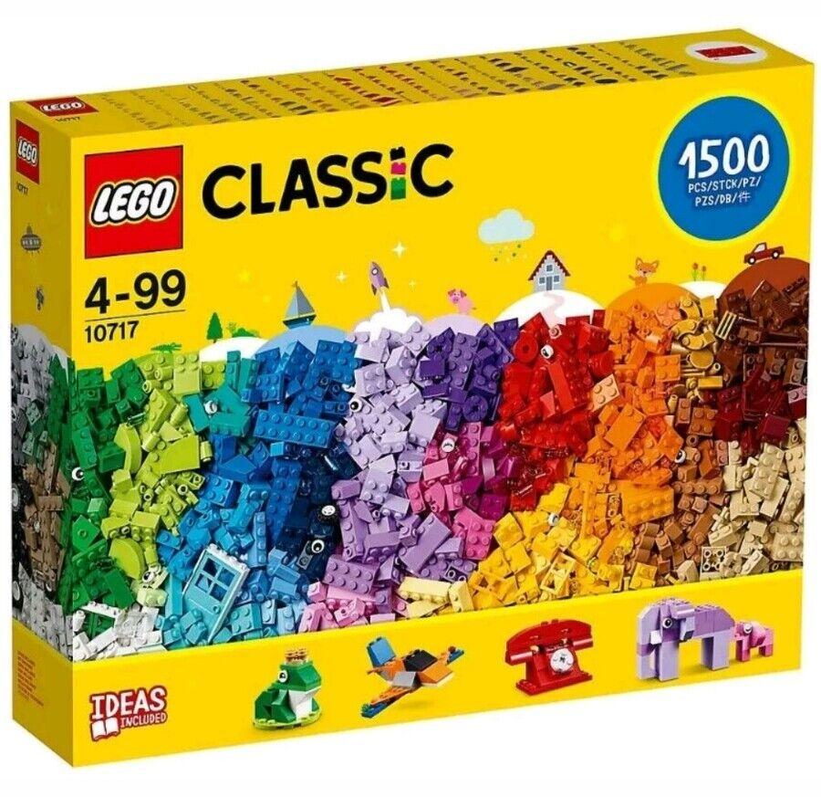 LEGO Classic 10717 Extragroße  Steine Box  NEU OVP VERSIEGELT