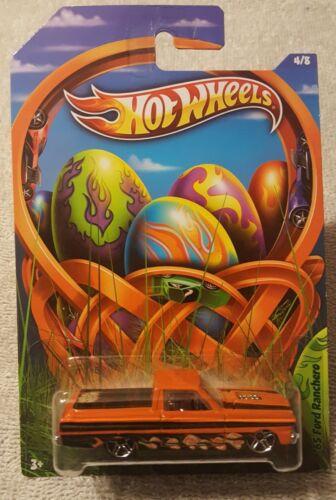 2013 HOT WHEELS EASTER VEHICLES /'65 FORD RANCHERO 4//8