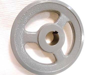 """4.75/"""" NEW Cast Iron Pulley  All Bore Sizes for 1//2/"""" wide V belt 4 3//4/"""""""