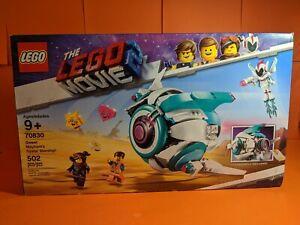 Lego Lego Movie 2 Sweet Mayhem S Systar Starship 70830 Free Ship New Sealed 673419302296 Ebay