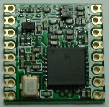 HopeRF RFM95W 915Mhz, LoRa Ultra Long Range Transceiver, SX1276 compatible