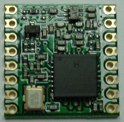 HopeRF RFM95W 868Mhz, LoRa Ultra Long Range Transceiver, SX1276 compatible