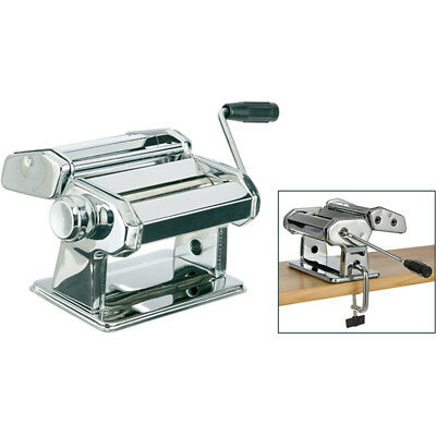 Nudelmaschine Pastamschine Pastamaker für selbstgemachte Nudel Lasagne Spaghetti
