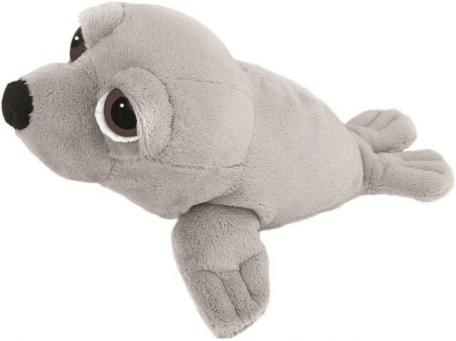 Atlantic Seal Grey 15 cm Lil Turtle Cuddly Toy Peepers Li`L of Suki 14170