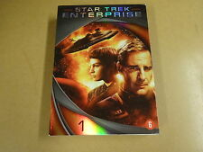7-DISC DVD BOX / STAR TREK ENTERPRISE - SEIZOEN 1 / SAISON 1