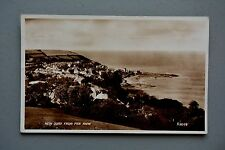 R&L Postcard: Wales, New Quay from Pen Rhiw