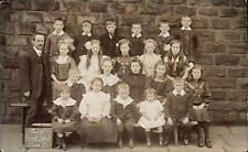 Facit near Rochdale. Council School Group. Class I. Ernest Ford.