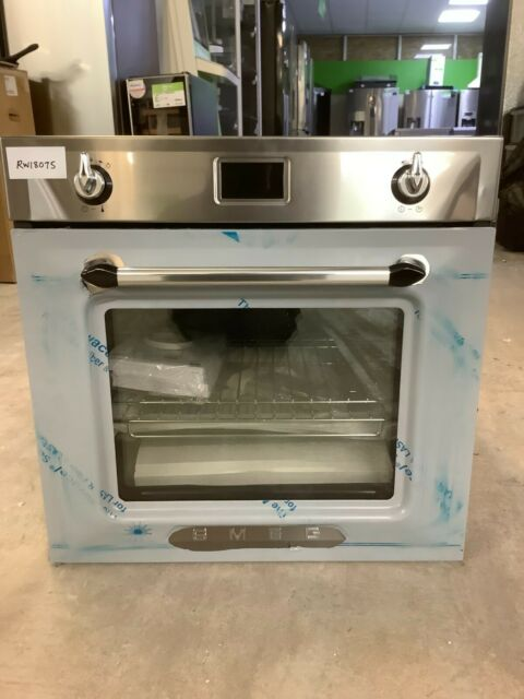 Smeg Victoria SF6922XPZE1 Built In Electric Single Oven - Silver - A+ #RW18075