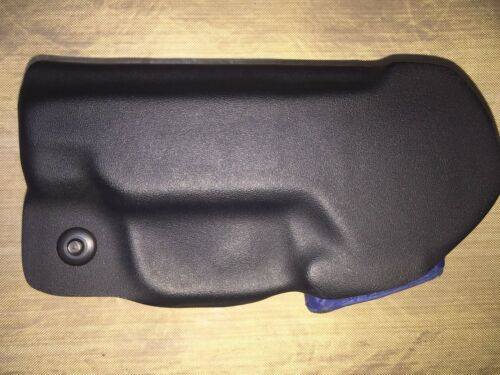 0 Deg Cant Ruger LCPII Kydex Holster Black Right Handed