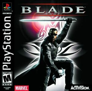 Blade-PS1-Great-Condition-Complete-Fast-Shipping