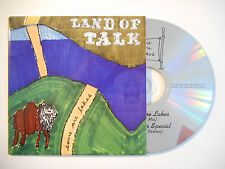 LAND OF TALK : SOME ARE LAKES ♦ CD SINGLE PORT GRATUIT ♦