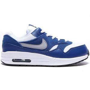 outlet store 60431 e41ce ... Nouveau-Junior-Nike-Air-Max-1-GS-Baskets-