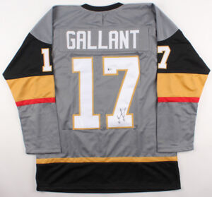 cb1dd0b03 Image is loading Gerard-Gallant-Signed-Las-Vegas-Golden-Knights-Jersey-