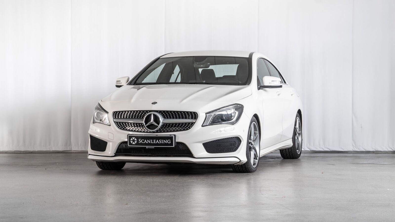 Mercedes CLA200 1,6 aut. 4d - 1.996 kr.
