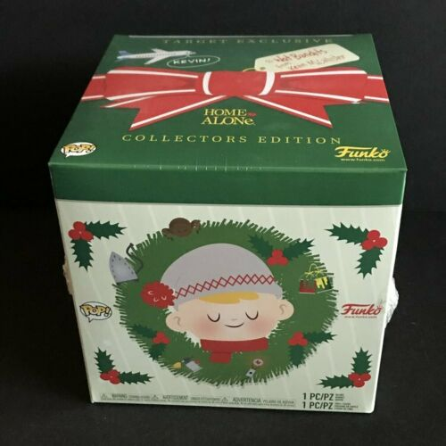 Target Exclusive Home Alone Collectors Edition Mystery Box Funko POP and Beanie