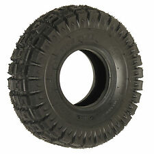3.00-4 Knobby Gas Scooter ATV Go Kart Tire fits 4 inch Wheel Rim 300x4
