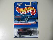 Hot Wheels: 2000 First Editions, Anglia Panel Truck, Brand New and Sealed