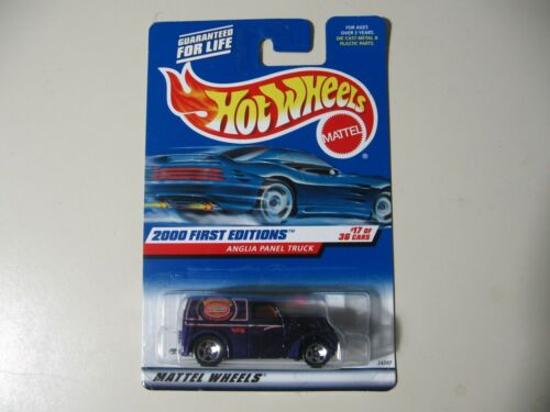 2000 First Editions Hot Wheels Brand New and Sealed Anglia Panel Truck