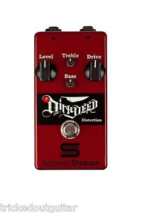 seymour duncan dirty deed analog distortion overdrive pedal ebay. Black Bedroom Furniture Sets. Home Design Ideas
