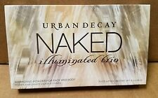 URBAN DECAY NAKED ILLUMINATED TRIO~SHIMMERING POWDER FOR FACE AND BODY (1)