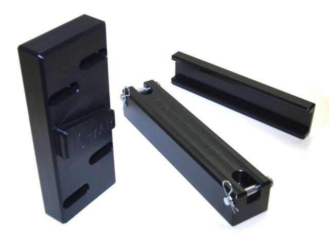 NO-M.A.R® AR15 Upper & Lower Receiver Vise Block 223 556 USA Gunsmith Bench Tool