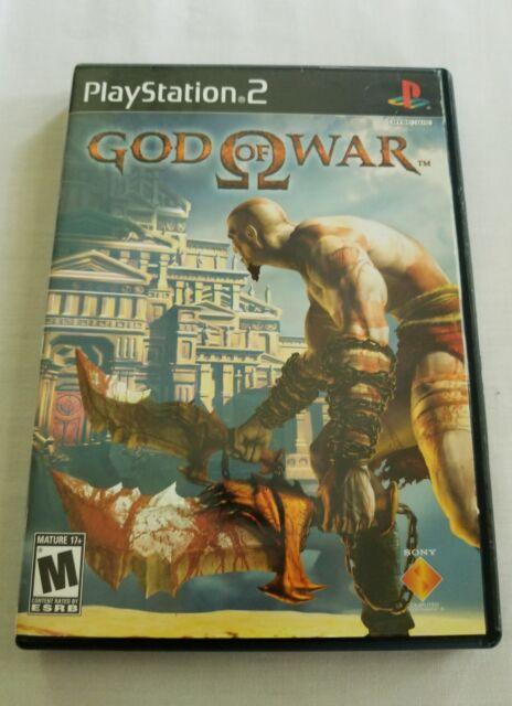 God of War (Playstation 2 PS2, 2006)