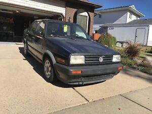 1992 Volkswagen Jetta