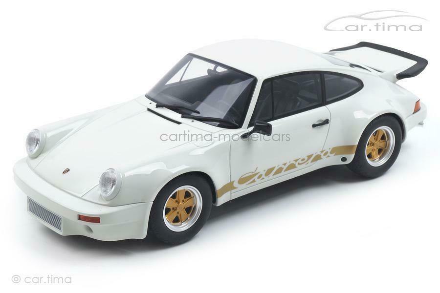 Porsche 911 Carrera RS 3.0 - Grand Prix Blanc-GT SPIRIT 1 18 - gt223