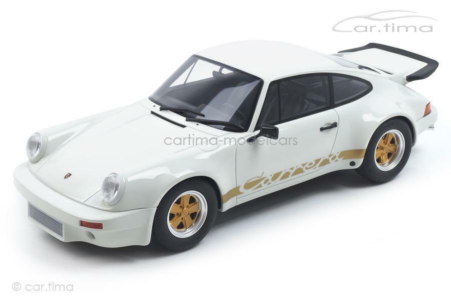 Porsche 911 Carrera RS 3.0 - Grand Prix white - GT Spirit 1 18 - GT223