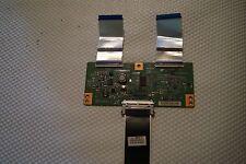 """T-CON Board V390HJ1-CE3 con cavi LVDS 50"""" per Panasonic TX-50A400B TX-50AS600B"""
