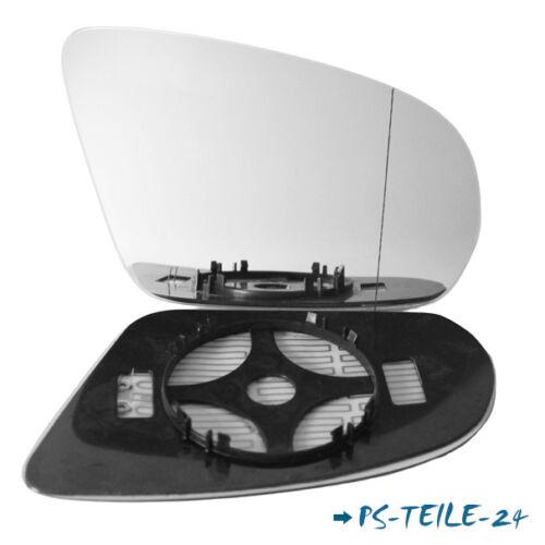 Miroir De Verre Pour Mercedes Classe C T-Model s205 09//2014-2018 droit chauffable